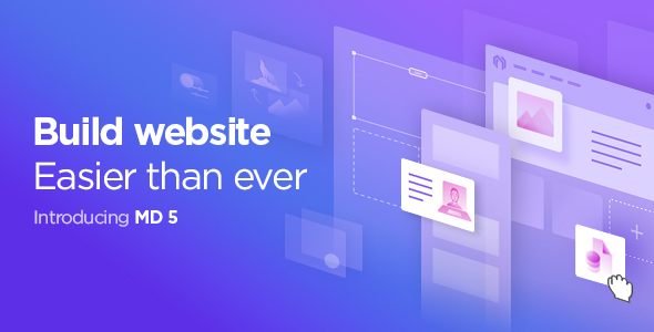Massive Dynamic v5.4.1 - WordPress Website Builder