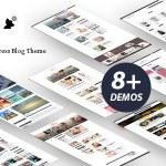 Scrivy v1.0 - Multi-Layout WordPress Blog Theme