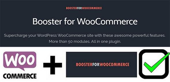 Booster Plus for WooCommerce v3.3.0 - WordPress WooCommerce Plugin