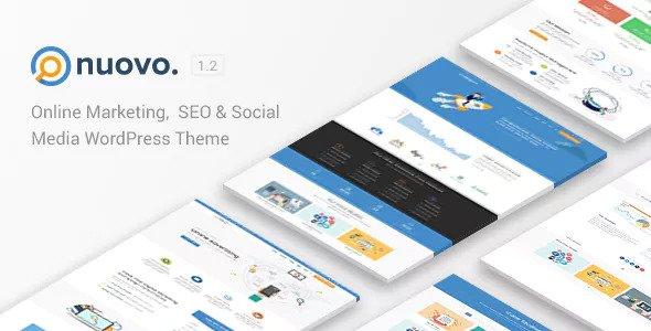 Nuovo v1.2 - Social Media, Digital Marketing Agency