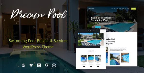 Bassein v1.0.3 - Swimming Pool Service WordPress Theme