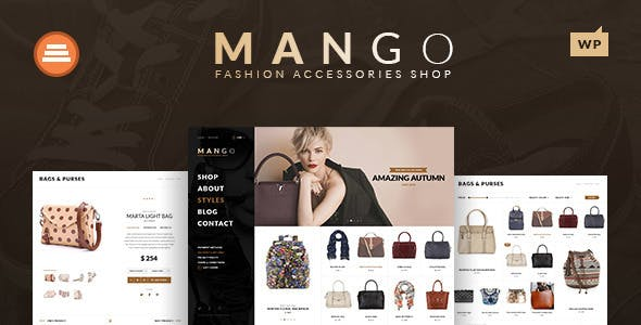 Mango v1.3 - Creative Multi-Purpose WooCommerce Theme
