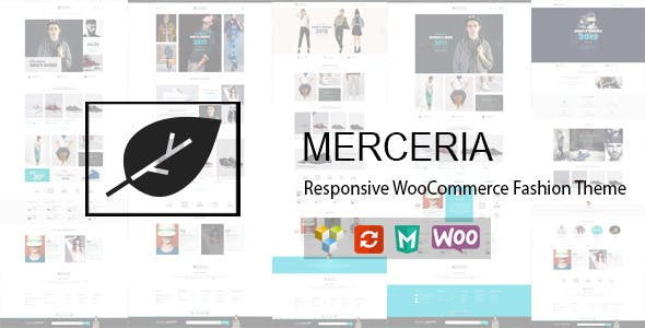 Merceria v1.3.2 - Responsive WooCommerce Fashion Theme
