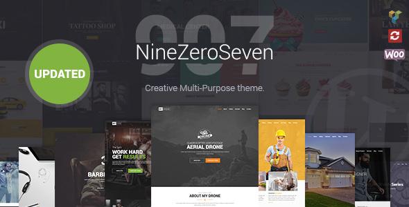 907 v4.1.9 - Responsive Multi-Purpose Theme