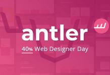 Antler v1.9 - Hosting Provider & WHMCS Template