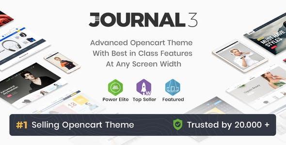 Journal v3.0.37 - Advanced Opencart Theme