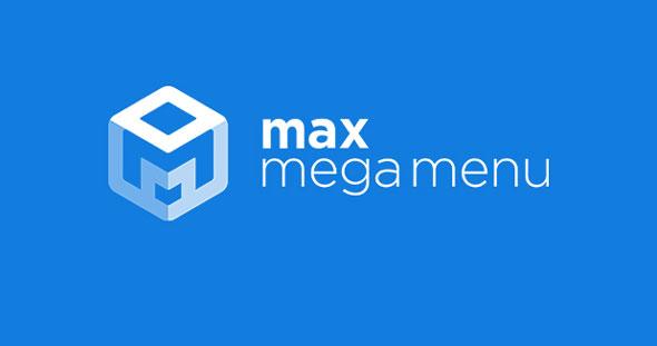 Max Mega Menu Pro v1.9.1 - Plugin For WordPress