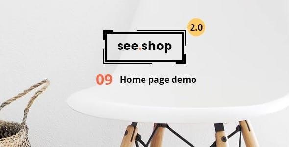 See Shop Furniture v2.0 - Interior RTL Responsive WooCommerce WordPress Theme