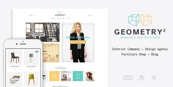 Geometry v1.9.1 - Interior Design & Furniture Shop WordPress Theme