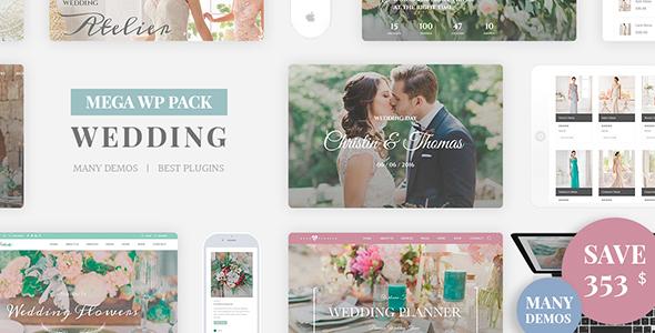 Wedding Industry v4.4 - Wedding Multipurpose Couple WP Theme