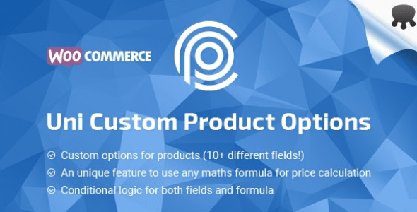 Uni CPO v4.7.3 - WooCommerce Options and Price Calculation Formulas