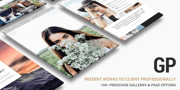 Grand Photography v3.9 | Photography WordPress for Photography