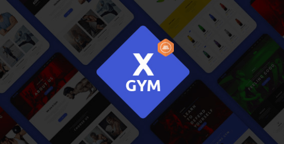 X-Gym v1.4 - Fitness WordPress Theme for Fitness Clubs, Gyms & Fitness Centers