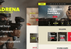 Adrena v1.2.4 - Airsoft Club & Paintball WordPress Theme