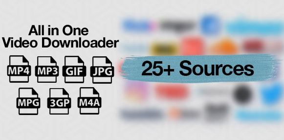 All in One Video Downloader Script Nulled
