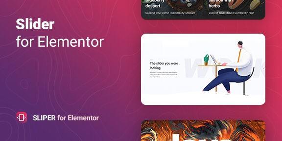 Sliper - Full-screen Slider for Elementor
