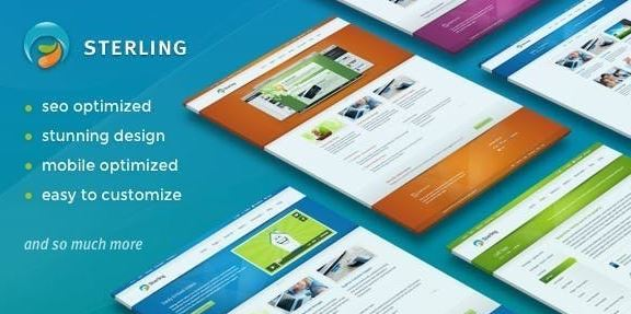 Sterling v3.0.0 - Non-Profit Charity WordPress