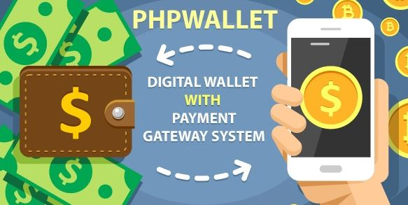 phpWallet - E-Wallet and Online Payment Gateway System