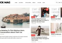 ChickPro Responsive Blogger Template