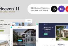 Heaven11   Property & Apartment Real Estate WordPress Theme