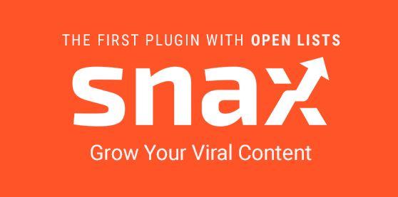 Snax v1.86 – Viral Content Builder
