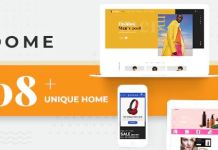 Yoome - Modern WooCommerce WordPress Theme