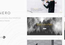 Vinero - Creative MultiPurpose WordPress Theme