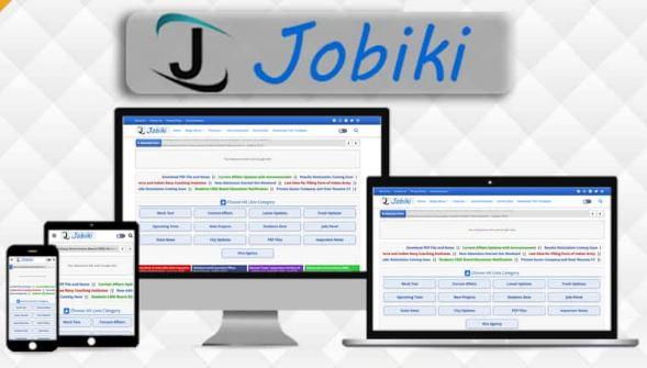 Jabiki - Education and Job Blogger Template