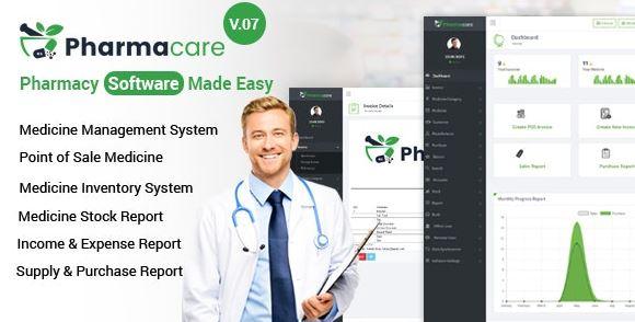 Pharmacare - Pharmacy Software Made Easy