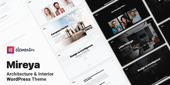 Mireya - Architecture & Interior Design WordPress