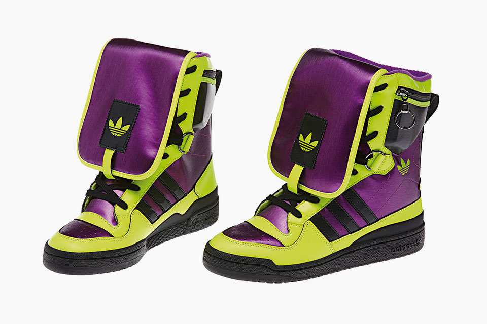 adidas Originals by Jeremy Scott Footwear Collection