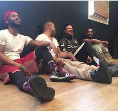 B2K Announces Raz B Is Taking Hiatus From 'The Millennium Tour' To Focus on Health