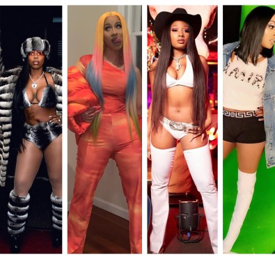 2019 BET Awards: Cardi B, Megan Thee Stallion, Nicki Minaj, Remy Ma, Lizzo, Kash Doll To Face Off For 'Best Female Hip Hop'+Full Nominations List Released