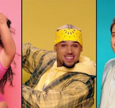 New Video: Chris Brown 'Wobble Up' feat. Nicki Minaj & G-Eazy