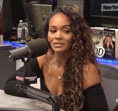 Evelyn Lozada Dishes on Tami Roman/Jennifer Williams Drama, New Season of 'Basketball Wives'+Flirting with Rob Kardashian & More at 'The Breakfast Club' [Video]