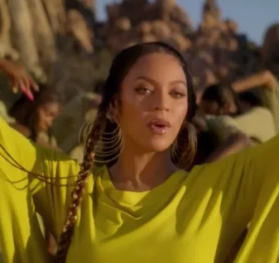 New Video: Beyoncé--'Spirit' from Disney's 'The Lion King'