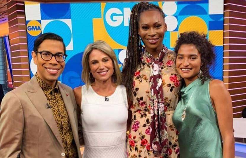 Watch: Dominique Jackson, Indya Moore Visit 'GMA' To Dish on 'Pose' Season 2 Finale, Nominations & More