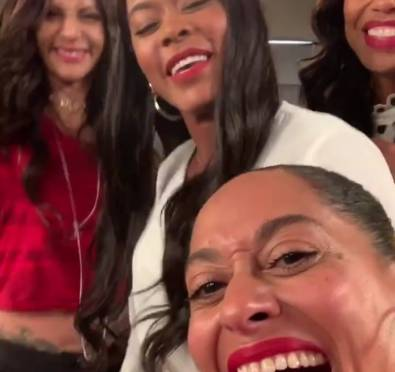 Here For It: 'Girlfriends' Cast Will Finally Reunite on Upcoming Episode of 'black-ish' [Video/Pics]