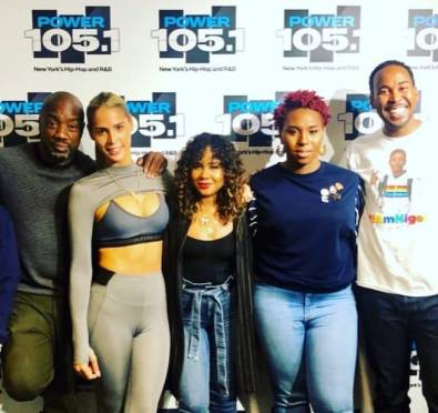 Must See: Malik Yoba Educates 'The Breakfast Club' on Trans Issues, Attraction, LGBTQ+/Human Rights Advocacy & More with Carmen Carrera, David Johns and Nala Simone [Video]