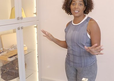 Watch: 'Married To Medicine's Toya Bush-Harris Gives First Look at Her Stunning Decked Out Two Story Closet