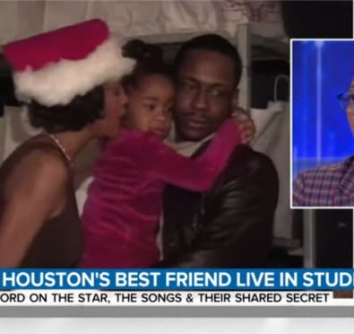 """Watch: Robyn Crawford Opens Up on Whitney Houston Relationship """"We Were Never Estranged""""+Calls Bobby Brown """"Annoying"""" at TODAY Show"""