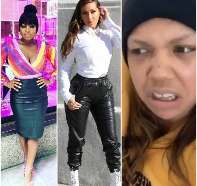 Watch: Kiely Williams Says She Won't Ever Apologize To Naturi Naughton Over 3LW Fight/Drama, Calls Adrienne Houghton a Liar