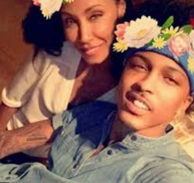 """August Alsina Comes Clean On Relationship with Jada Pinkett-Smith In New Angela Yee Interview """"Will Gave Me His Blessing"""" [Video]"""
