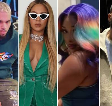 2020 BET Awards: Drake, Megan Thee Stallion Lead Nominees/Chris Brown, Beyonce & More Land Nods+Show Will Air Across Networks To Celebrate 20th Anniversary