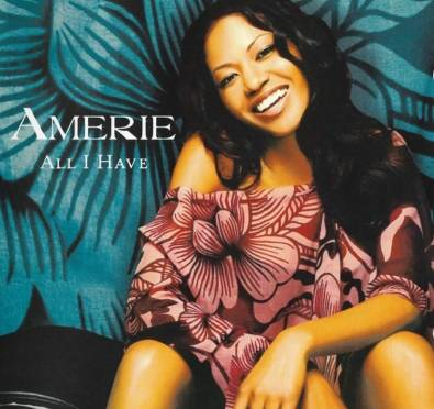 Amerie Celebrates 18th Anniversary of Her Classic Debut Album 'All I Have'