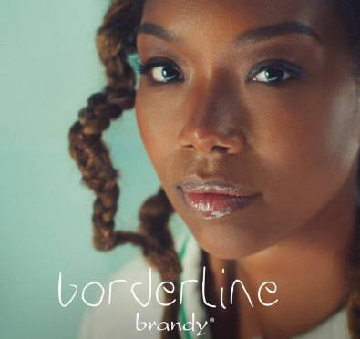 Surprise! Brandy Announces 'Borderline' Video Premiere Tonight!