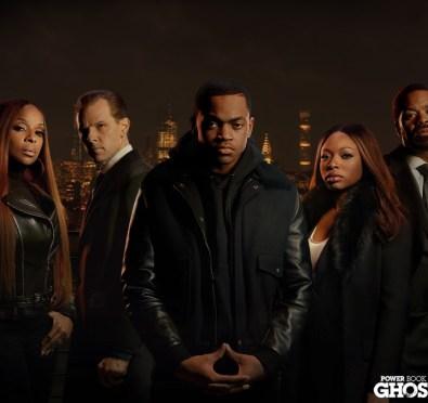 Watch: Starz Unveils 'Power Book II: Ghost' Extended Trailer Starring Mary J. Blige, Method Man, Naturi Naughton & Michael Rainey Jr.