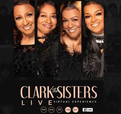 The Clark Sisters Announce Virtual Experience Concert [Teaser/Details]