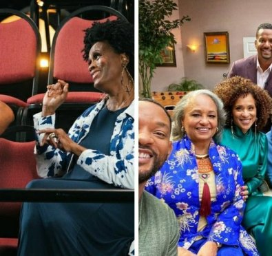 The Feud Is Over! Will Smith Confirms 'Fresh Prince' Reunion Will Include Janet Hubert, The Original Aunt Viv [Photos]