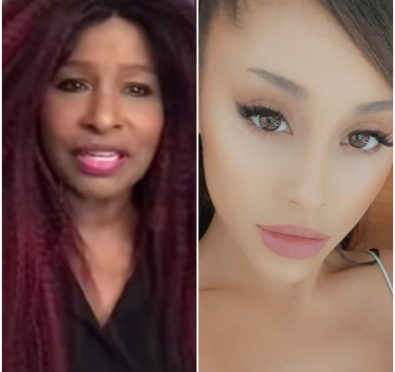"Chaka Khan on Dueting with Ariana Grande ""F**k Her...I'm Not Doing No Song With No Heifer"" [Video]"